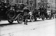 Military occupation of Winnipeg - 21 June 1919