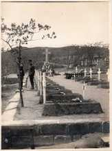 Canadian graves - Vladivostok - 1 June 1919